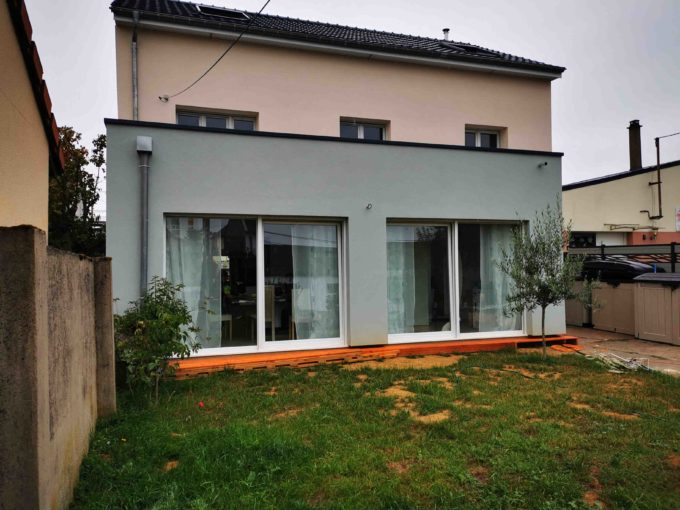 Extension maison Thionville extérieur 2-min