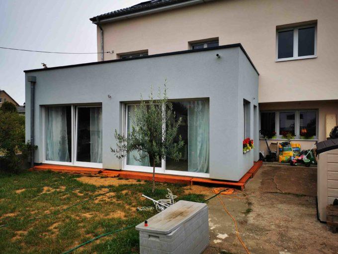 Extension maison Thionville extérieur-min