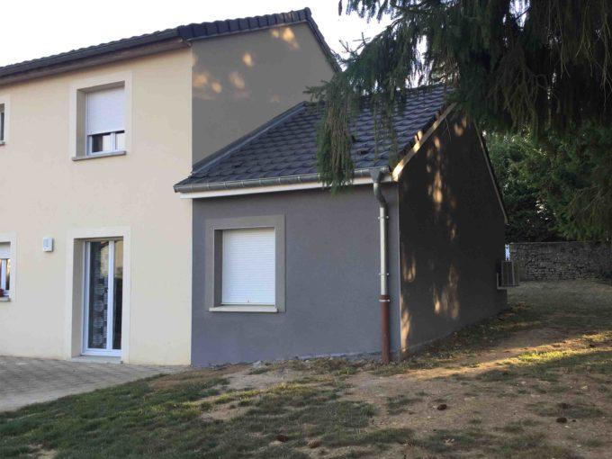 extension tressange Avant maison-min